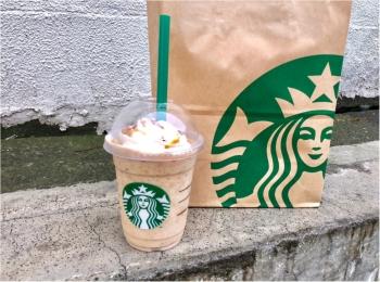 【スタバ】3年ぶり待望の復活!《チャンキークッキーフラペチーノ》さらにおいしくなるおすすめカスタマイズ❤️