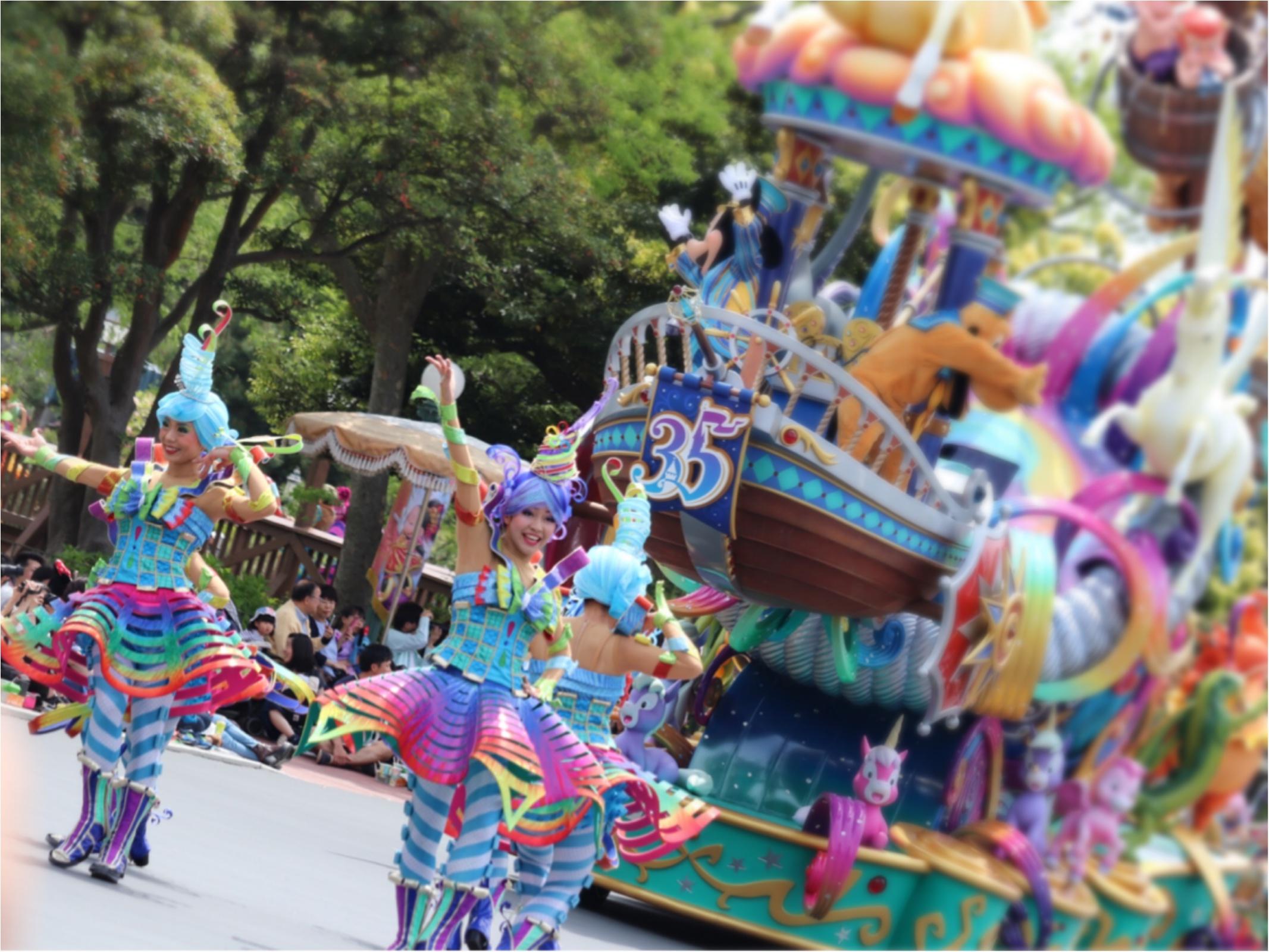 ▷【東京ディズニーランド35周年】Newパレード「ドリーミング・アップ!」がとにかく凄い!!_4