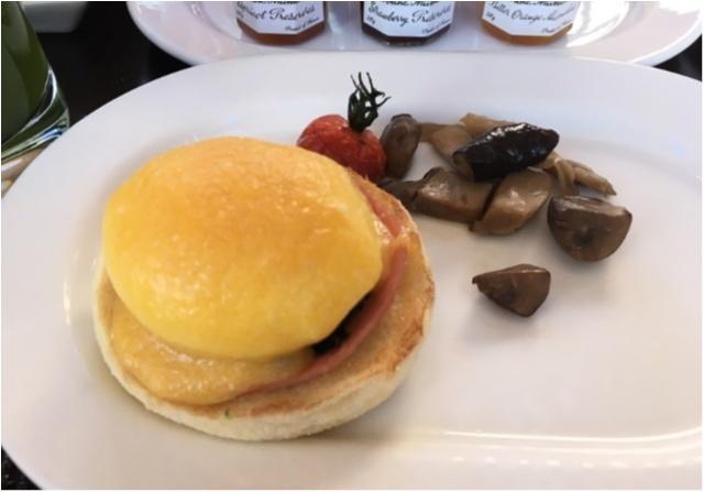 平日お休みをとっていこう!コンラッド東京の朝食ビュッフェが最高。4347円→3500円で♡_6