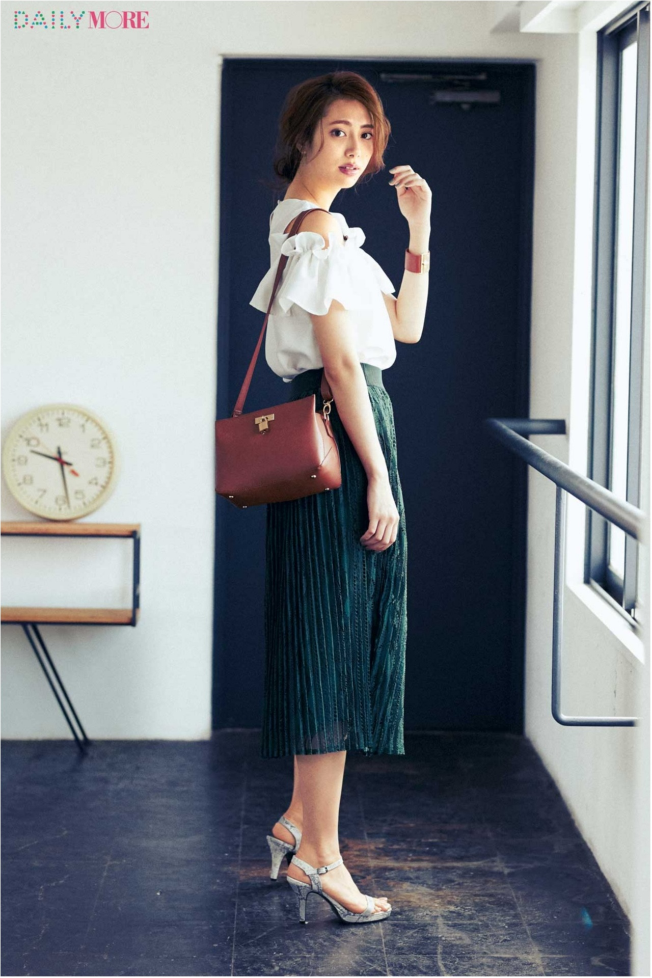コスパ通勤服『神戸レタス』『フィフス』と、吉岡里帆さんのワンピース記事が大ヒット☆ 今週のファッション人気ランキングトップ3!_1_3