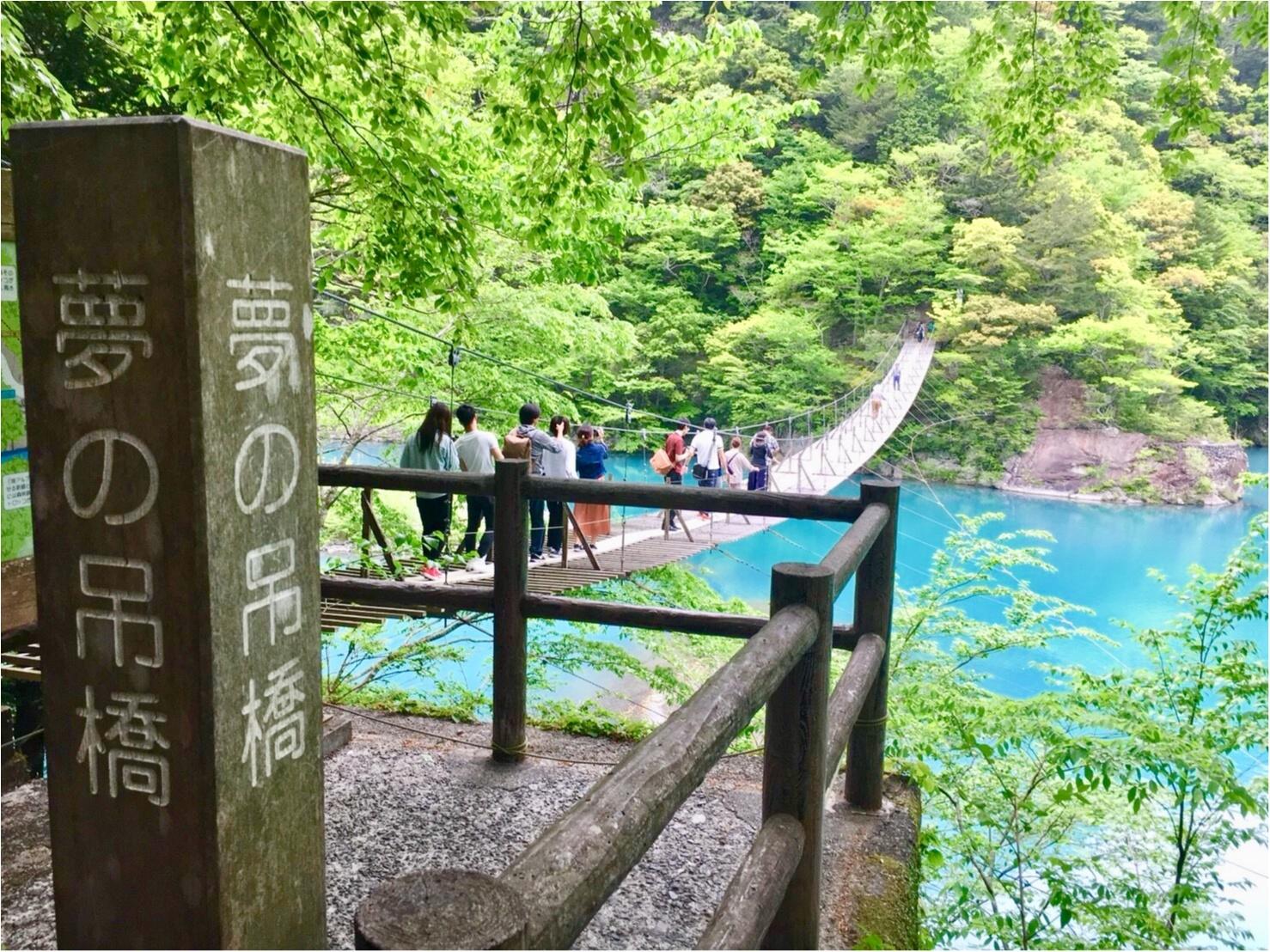 【静岡】涼しさを感じに《夢の吊り橋》へGooooo!_3