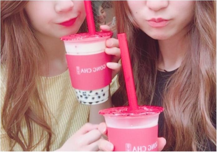 【台湾ティー専門店】日本でも人気のタピオカ♡行列ができる訳とは…♥︎_2