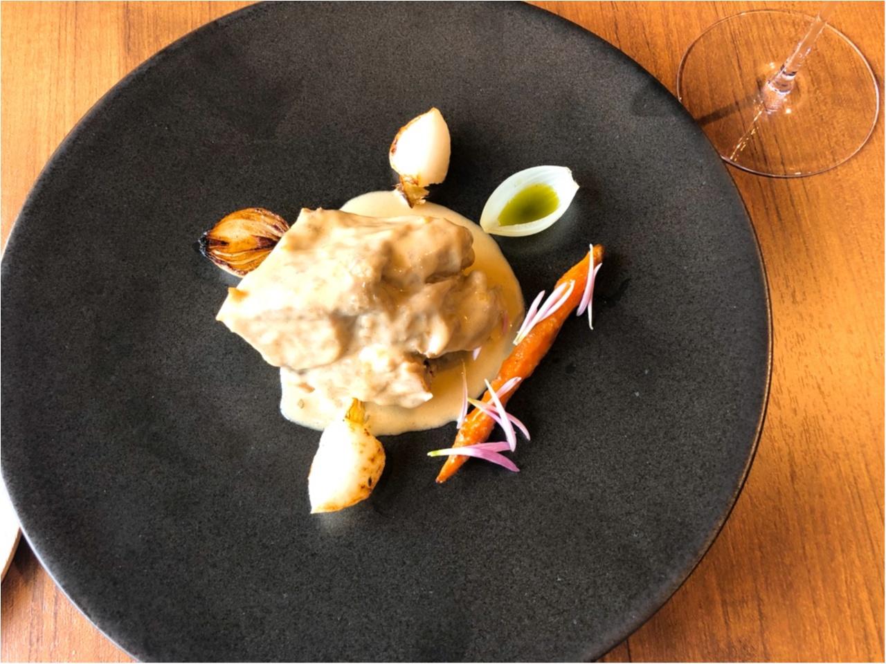 休日のちょっと贅沢ランチは恵比寿にあるお肉の名店『HUGO DESNOYER(ユーゴ・デノワイエ)』へ!!_6