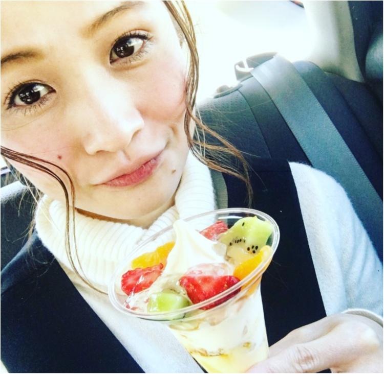 【ミニストップ】の新しいパフェが食べた〜い♡_3