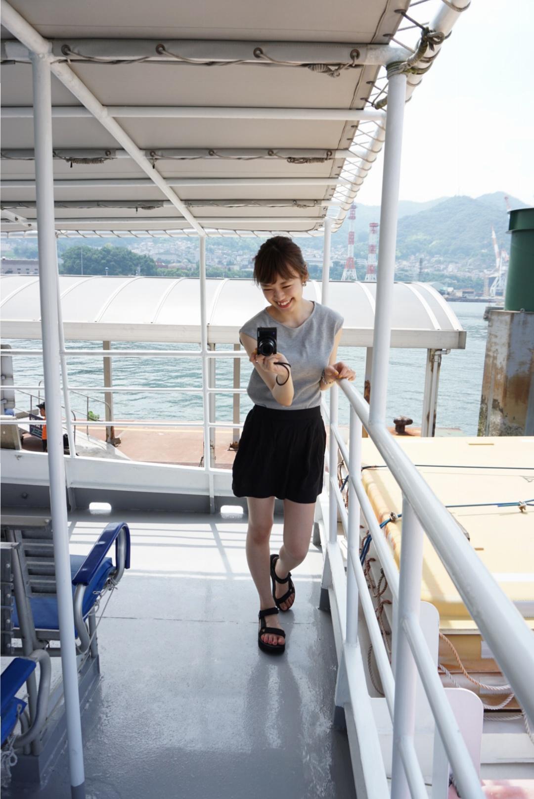 ★ガイドブックを持たずに【宮島】へ。1日密着!したいこと•食べたいもの、ぎゅーっと1日に詰め込んでとても充実した旅に!_20
