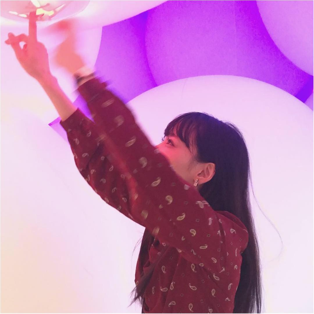 【豊洲】話題の体験型アート☆チームラボ プラネッツ に行ってきました_3