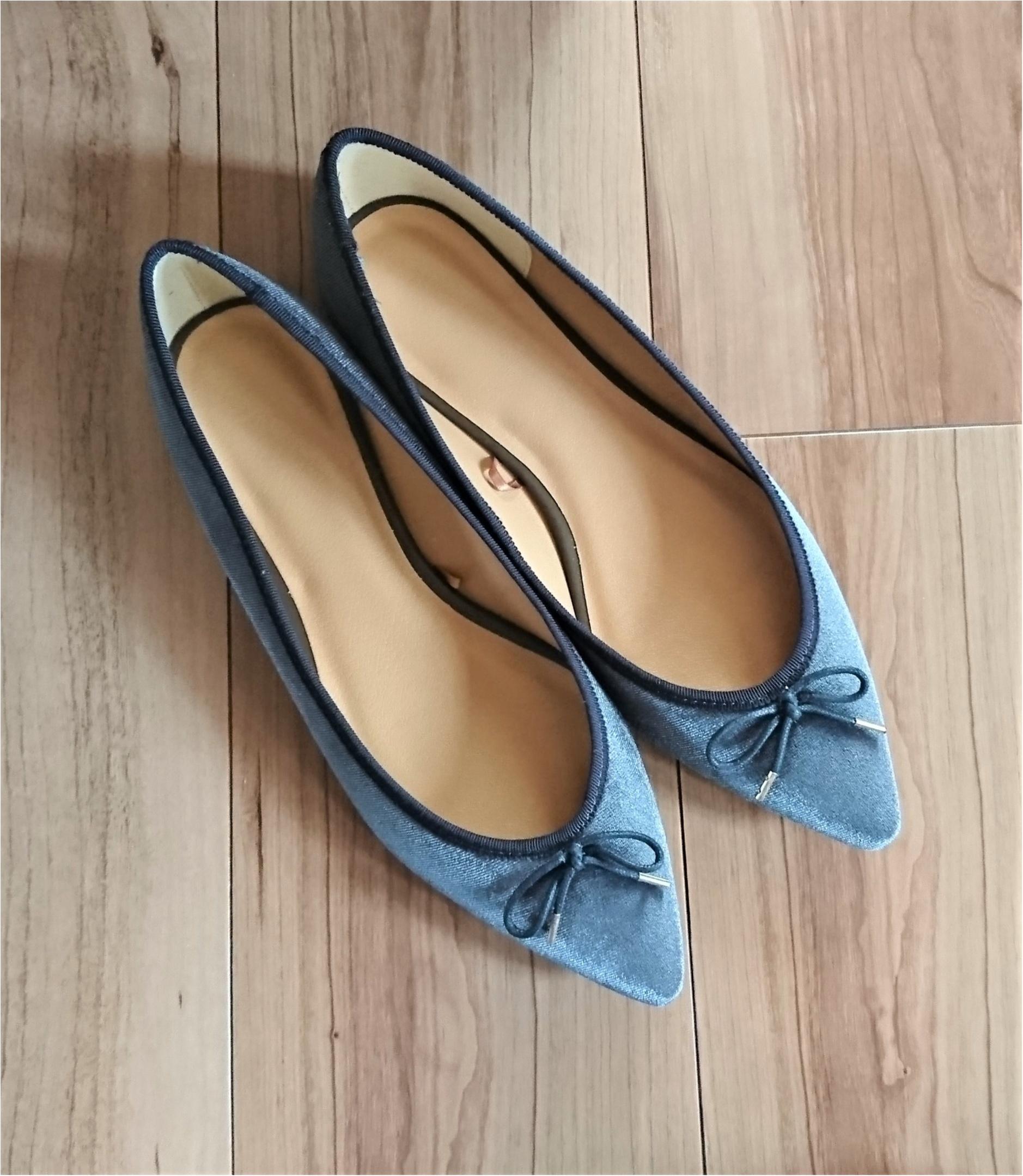 【GUの秋靴】お洒落は足元から♡秋シューズcoordinate!_2
