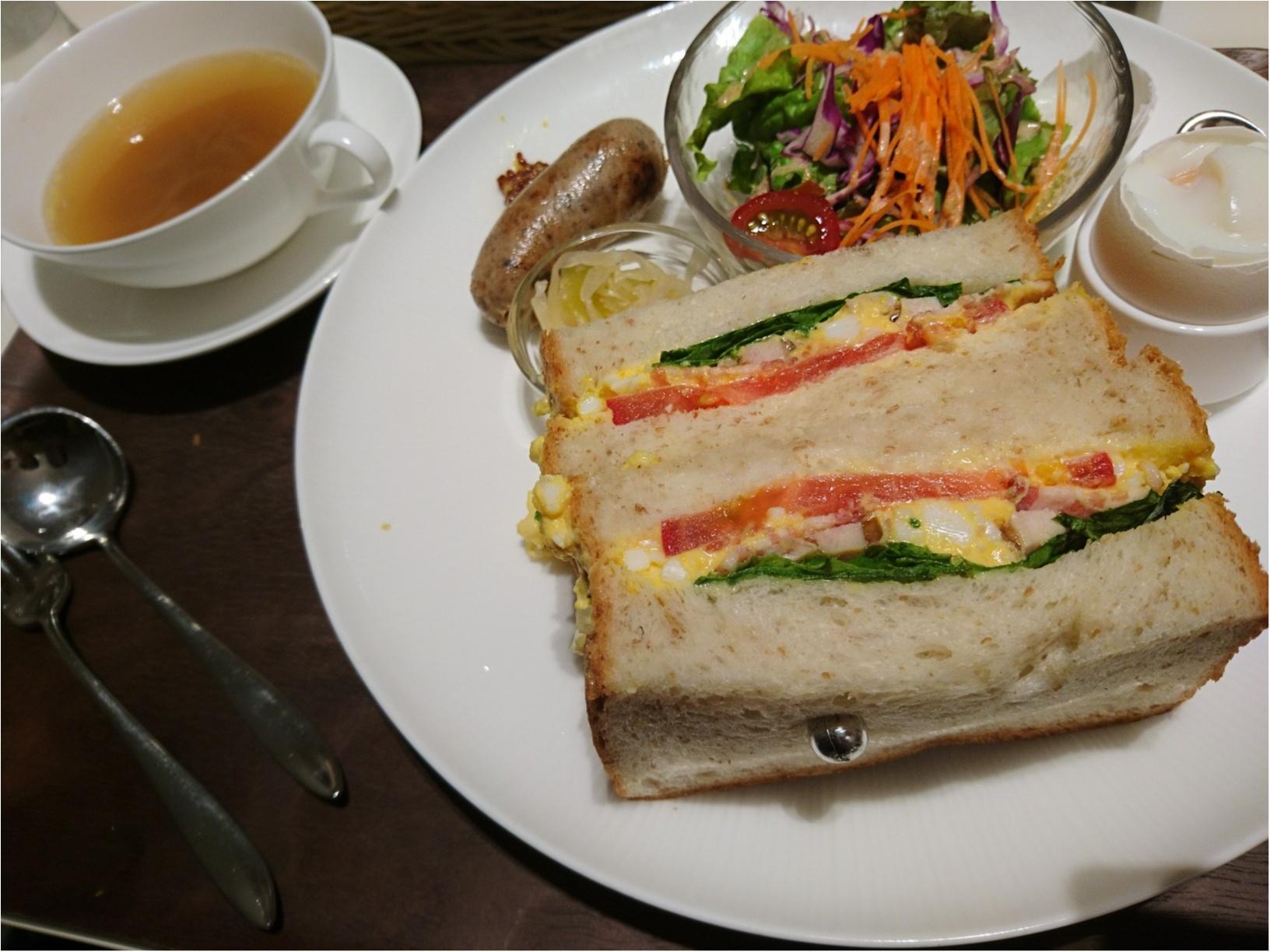 日本一の朝ごはんに選ばれたラ・スイート神戸ホテルのモーニング☆_2