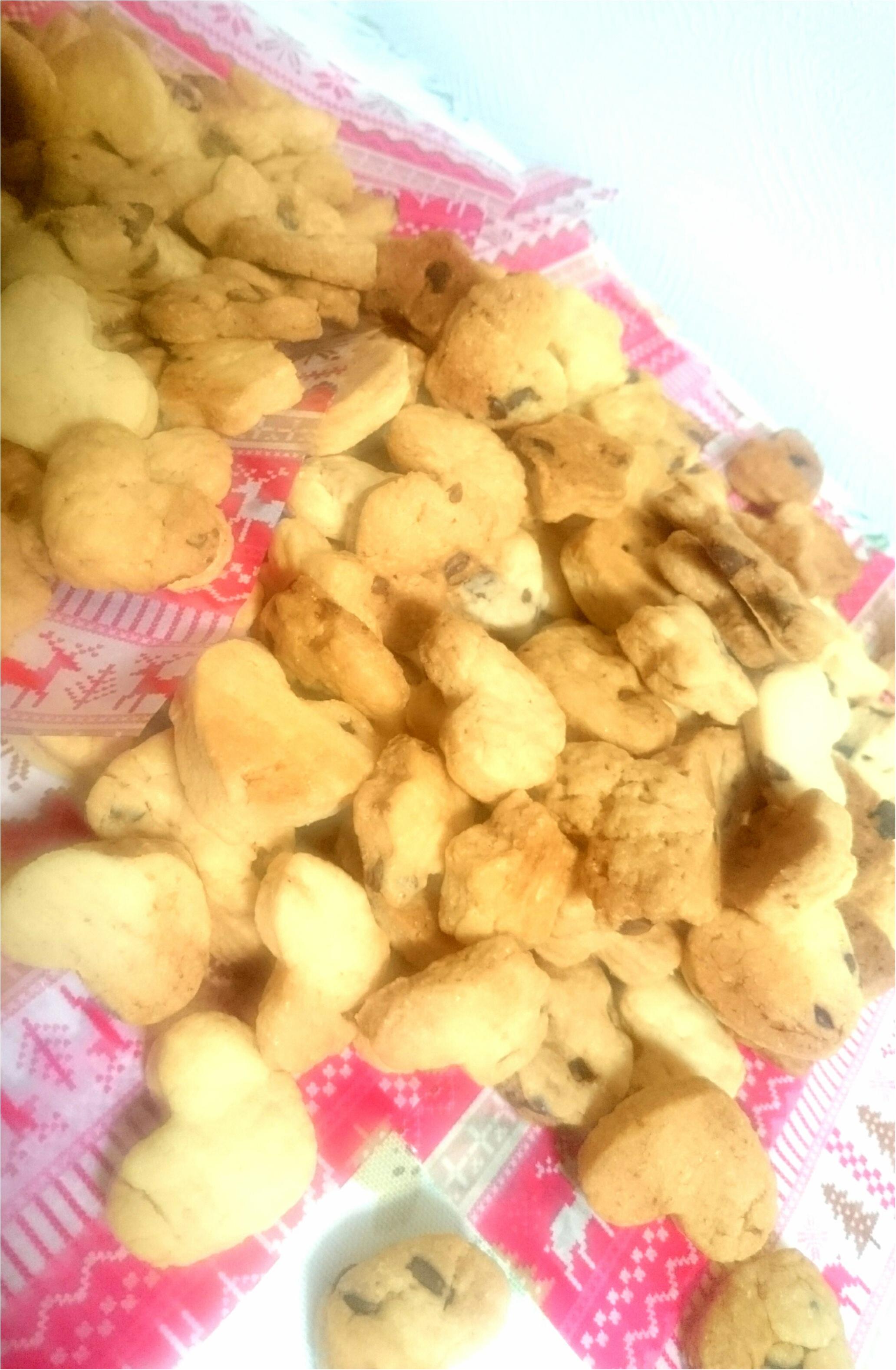 クッキーの大量生産!製菓材料が揃うTOMIZはラッピングまで買えるんです♥_1