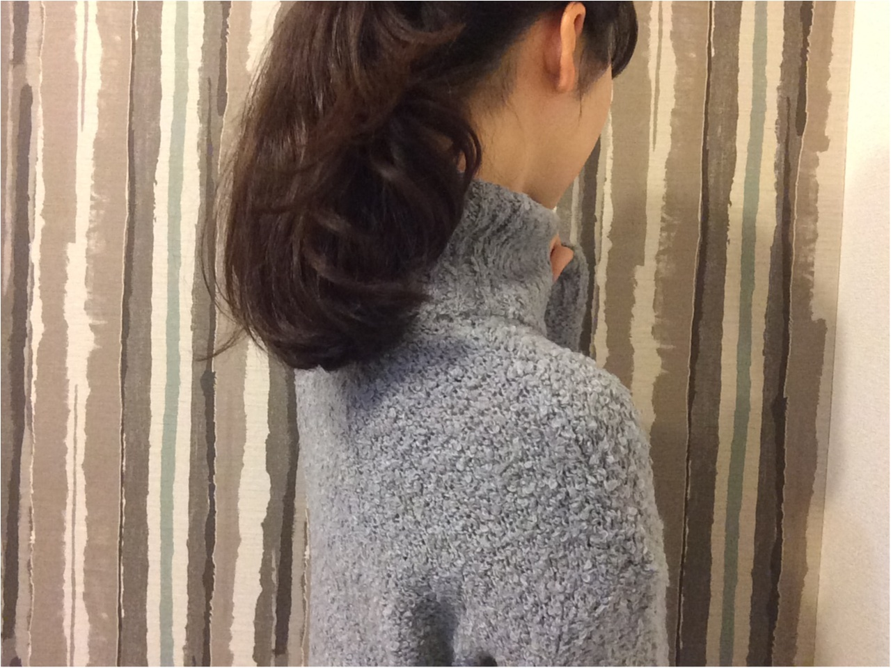 【GU】フワモコセーターで寒い冬に備えよう♡_3