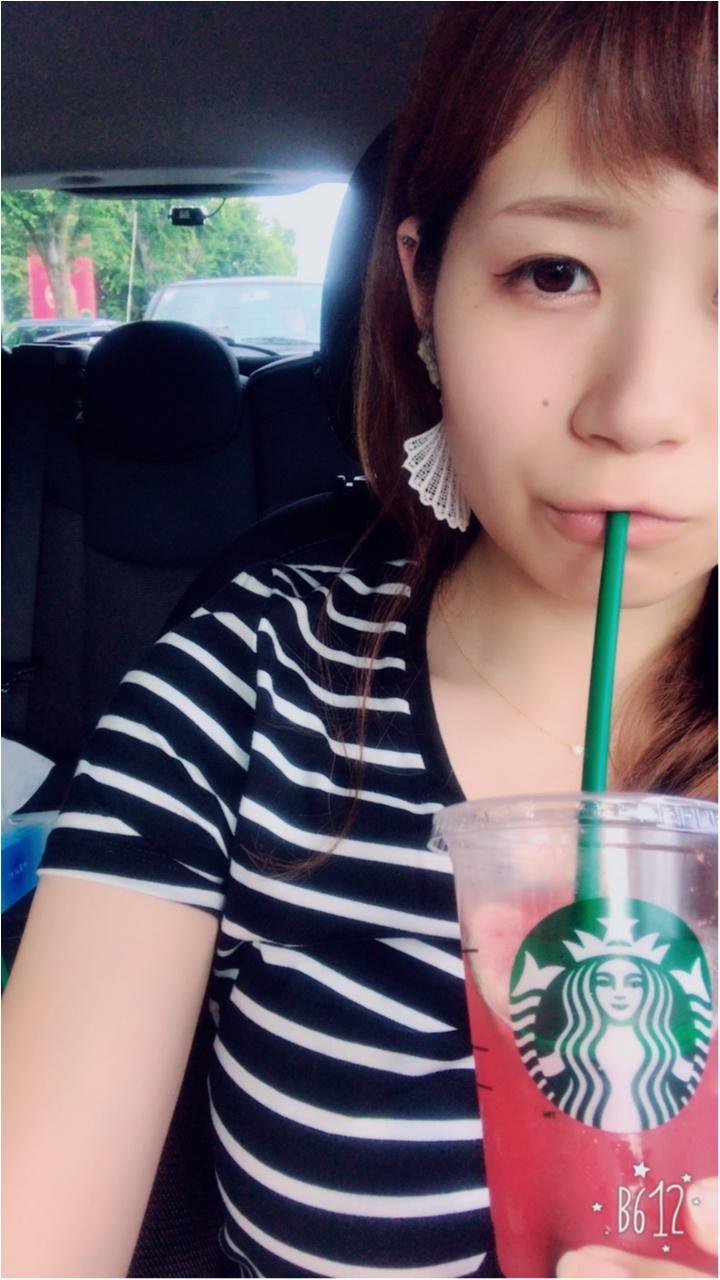 【スタバ】見た目も可愛い夏限定のドリンクをすっきりカスタム♡_2