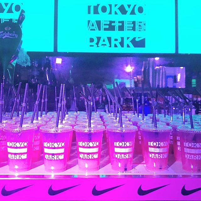 【参加無料】思わず写真を撮ってしまう可愛い装飾も! NIKEがとっておきのスポーツイベント「TOKYO AFTER DARK」を3ヶ月に渡って開催中_1