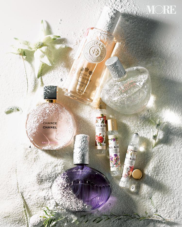 自分らしい香水選び、しませんか? 武智志穂さん、桜井千尋さん、野尻美穂さんが「この香りを選んだ訳」。_1