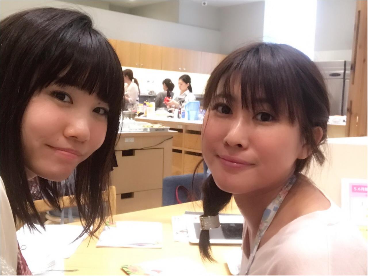 お料理教室体験★SNS映え◎かわいいキューブパンを作りました!-本日のモアハピ女子会-_2