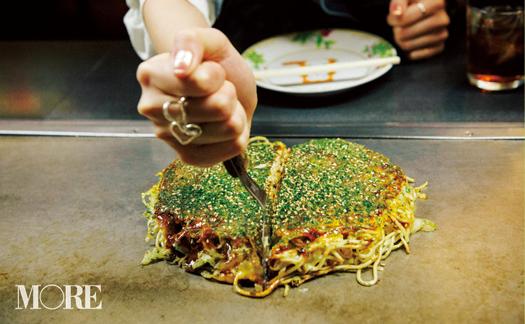 広島グルメ「八誠のお好み焼き」は、ヘラのソースまでなめたいおいしさ!_2