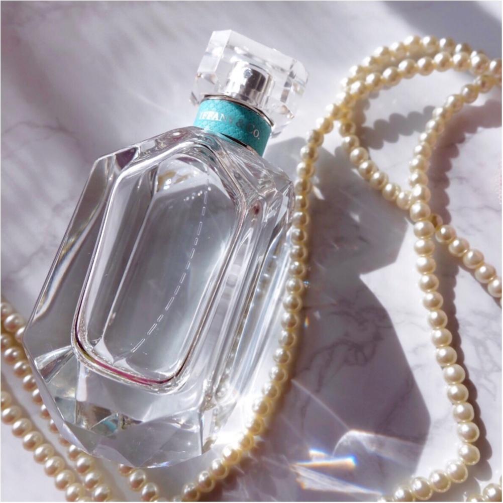 【女性心をくすぐる♡】女性なら胸キュンまちがいなしっ!!Tiffanyから15年ぶりにフレグランスが登場♡こんな可愛いボトル他になし!!_1