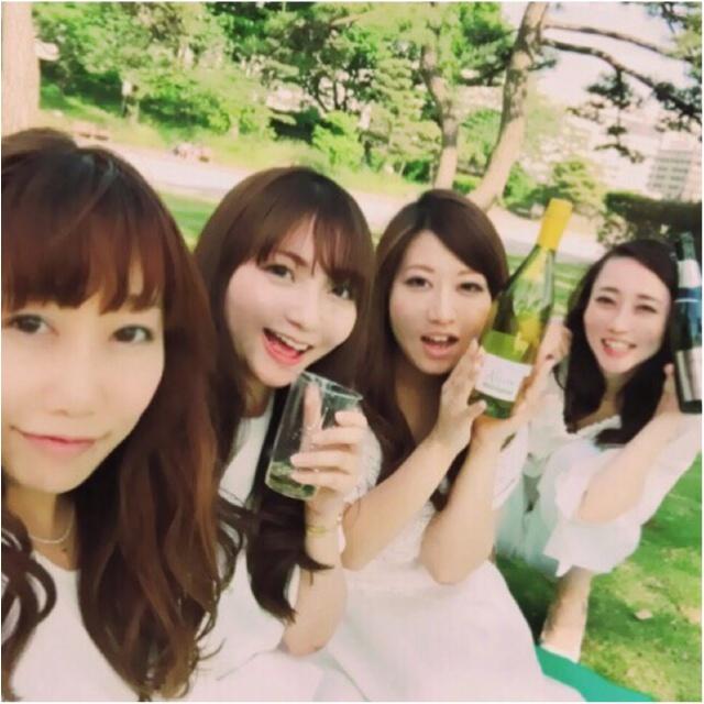 春の女子会おススメスポット!天気のいい日は皇居でピクニックをしよう♡_1