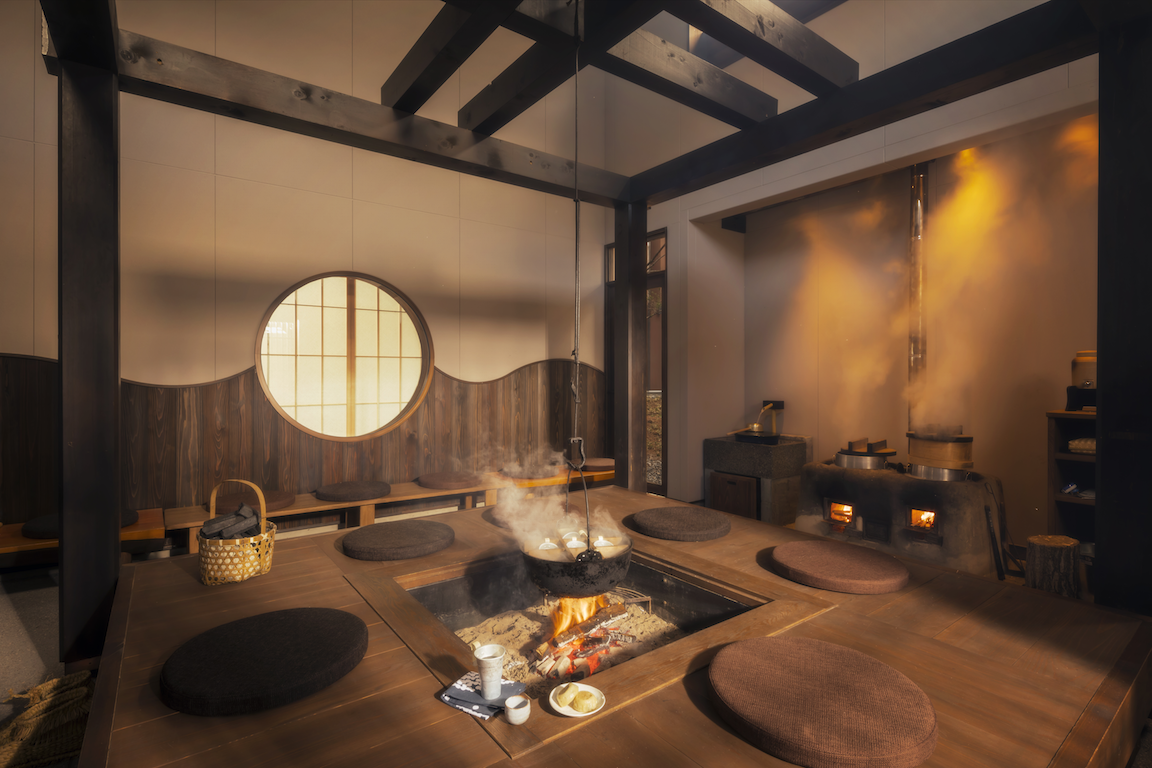 囲炉裏や温泉、かまくらも! 再開業した『星野リゾート 界 アルプス』で贅沢な田舎を体験♡_4