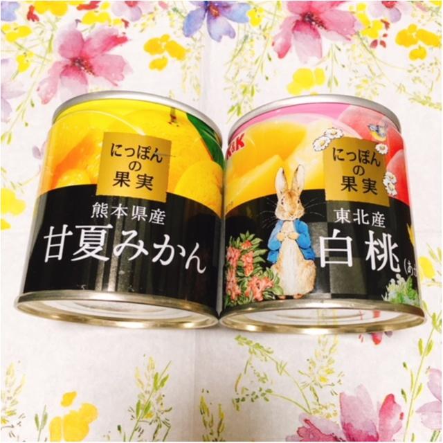 《趣味ろぐ》頂いたフルーツ缶で★華やかフルーツタルト_1