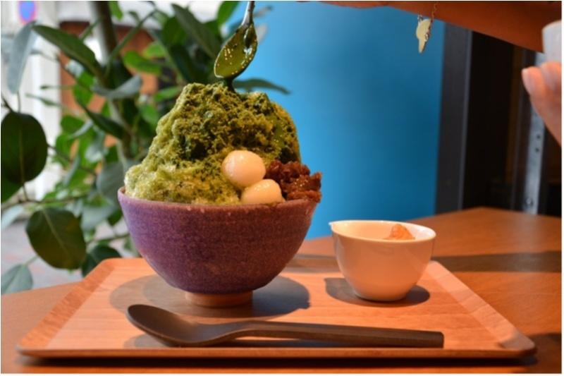 静岡県でぜったいに食べておきたいお茶かき氷 記事 Photo Gallery_1_6