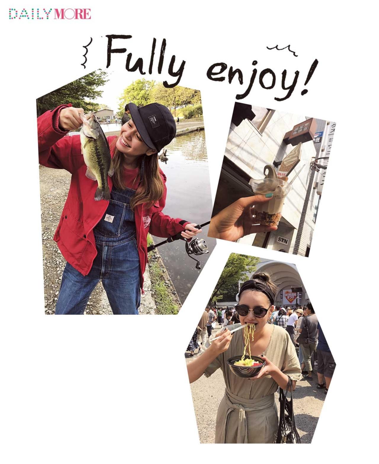"""【モアモデルの夏の過ごし方】沖縄出身のセシルは、この季節の申し子。まさに """"夏のプロ""""です♪_1"""