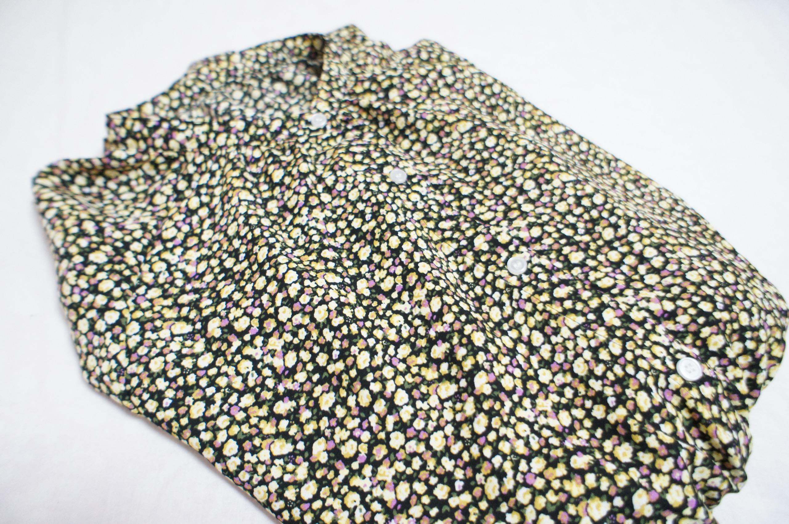 《#170cmトールガール》のプチプラコーデ❤️【GU】大人気の花柄ワンピースで春支度☻_1