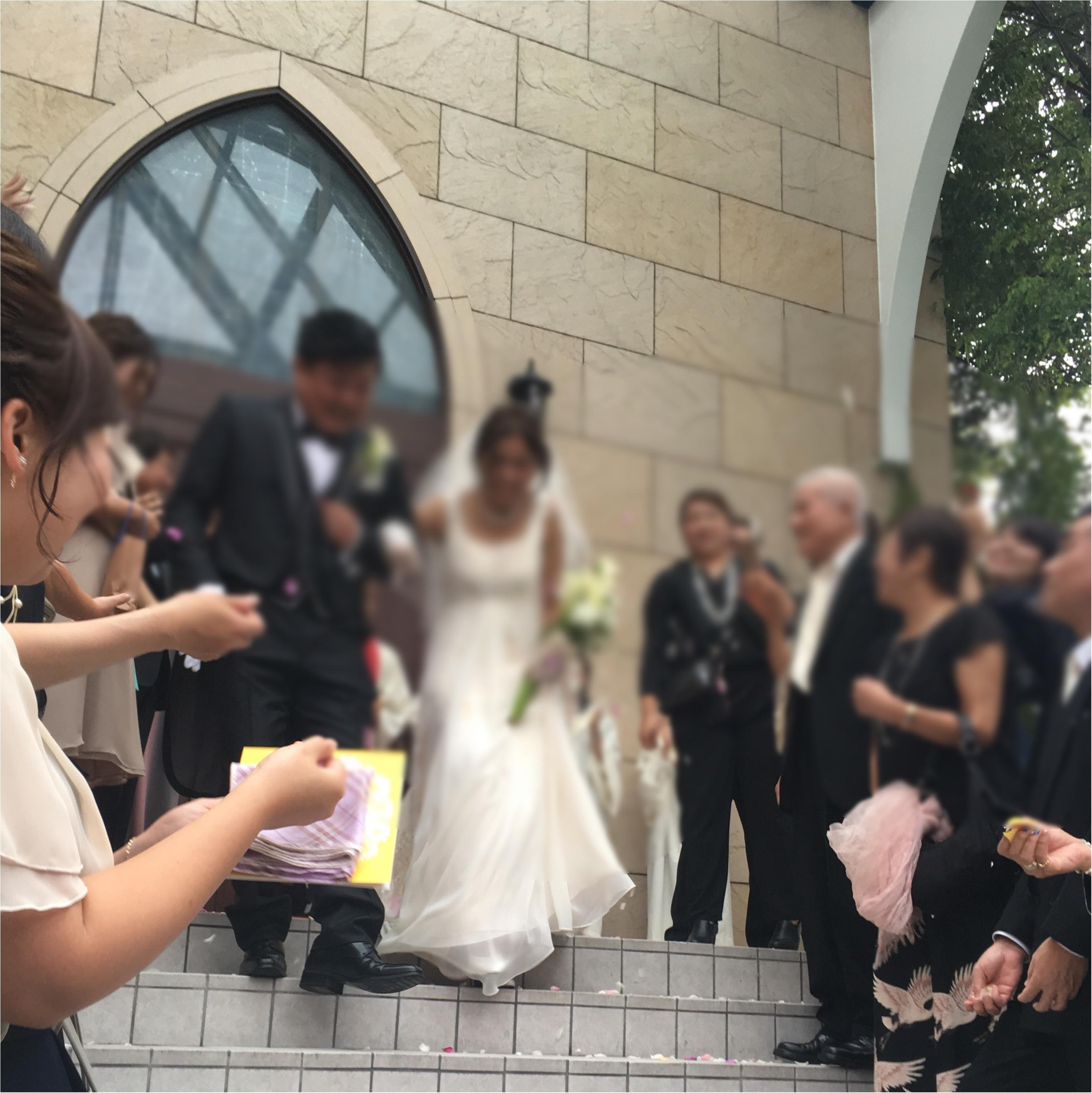 結婚式のヘアセットはワンランク上の大人カワイイに‼︎_1