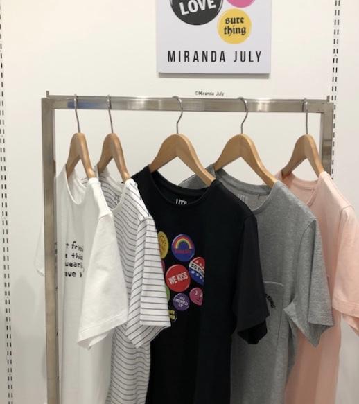 ユニクロのTシャツ特集 - UTやユニクロ ユーなど、夏の定番無地Tシャツ、限定コラボTシャツまとめ_4