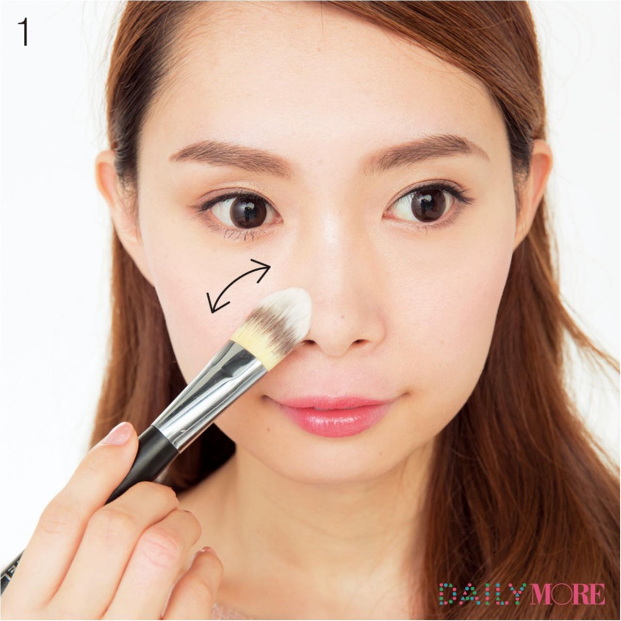 鼻や顔のテカり防止メイク特集 - 汗をかいても崩れにくいメイクテクは?_27