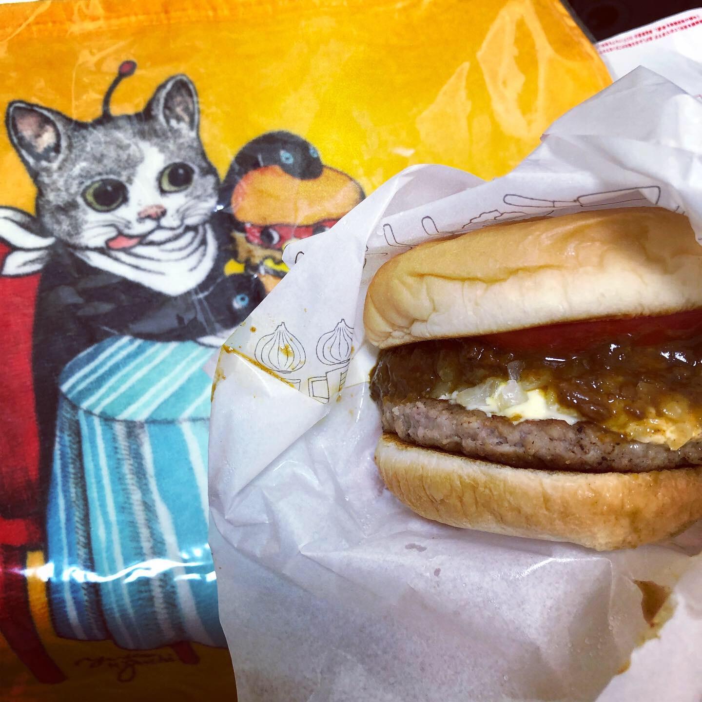 ギュスターヴくんがかわいすぎる♡「ヒグチユウコ オリジナルタオル」がもらえる!スペシャルセットがモスバーガーで限定販売中!♡_3