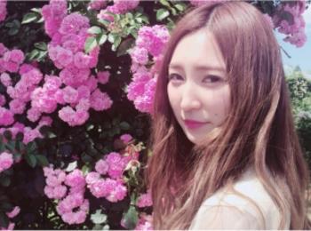 ◆◇…千葉県にある「京成バラ園♡」へ行ってきました!!ピンク色のアイスクリームも…?♡