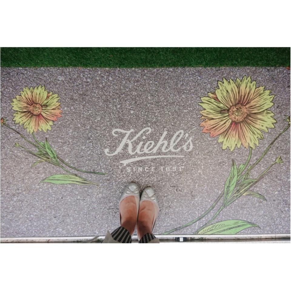 《お得すぎるイベント♡》表参道でKiehl'sのミニサンプルが貰えちゃうイベントが17日まで開催中♡_2