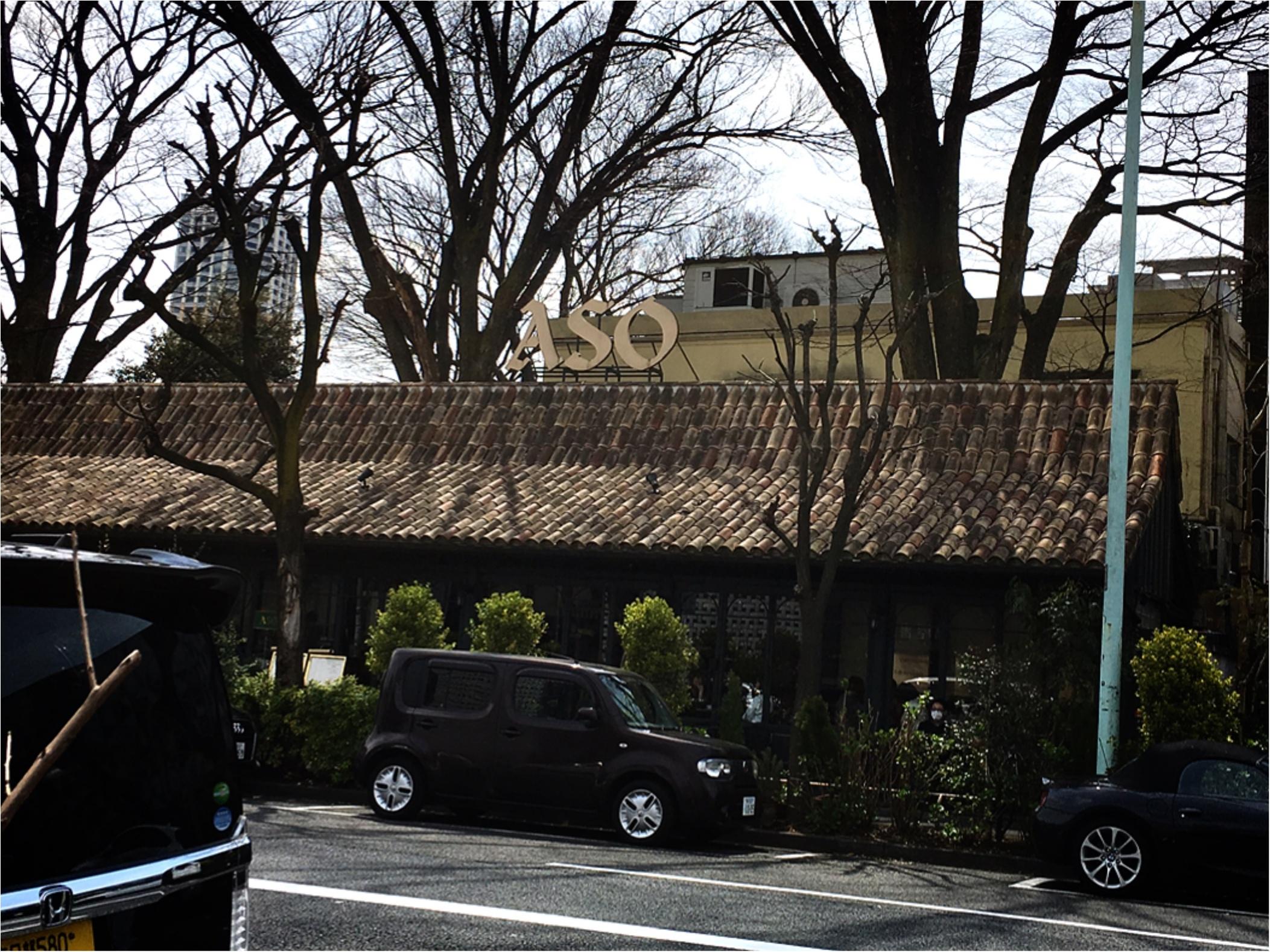 代官山★ドラマでもよく見るカフェでブランチ!_1