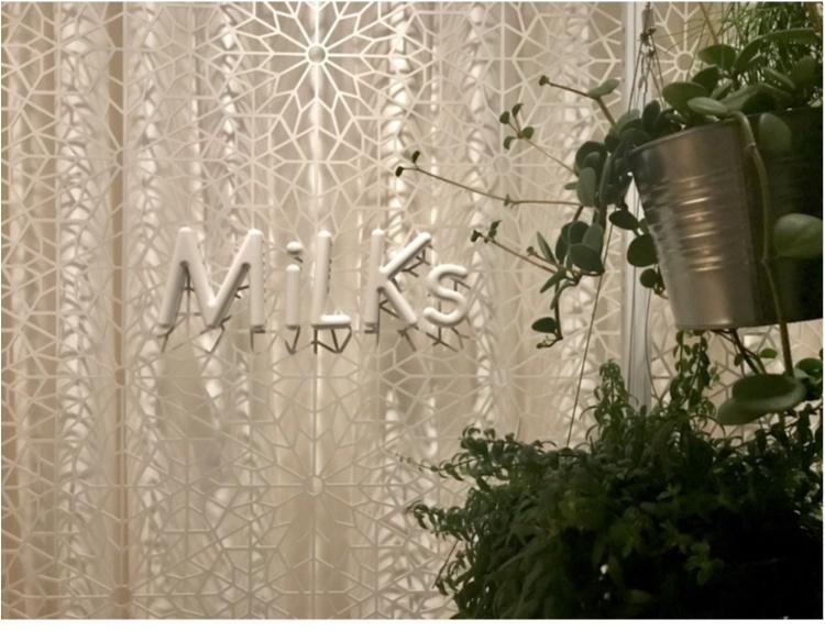 【FOOD】恵比寿のカフェはココもおすすめ♡!新感覚ソフトクリーム×かわいいいっぱいの「MiLKs」_1