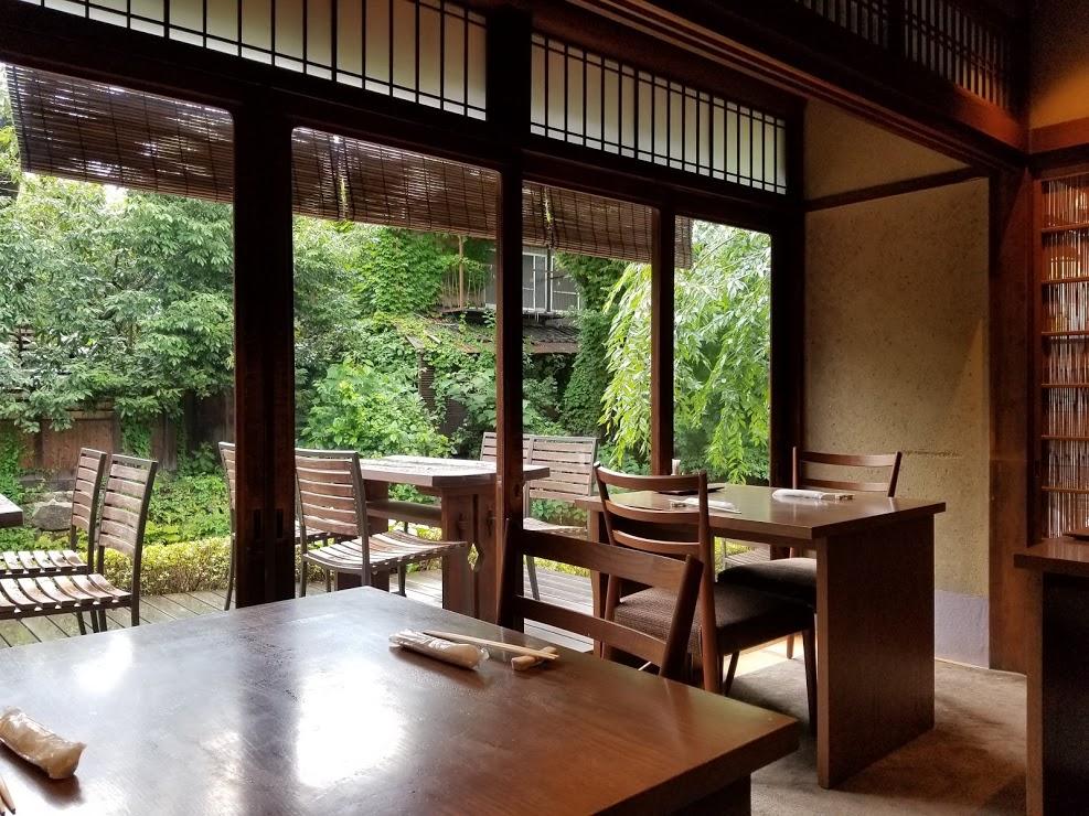 【京都のおすすめご飯屋さん】蕎麦と料理と酒 三味洪庵_4