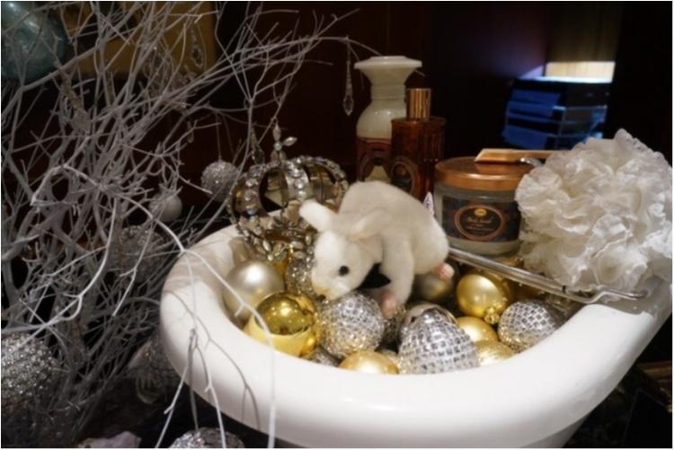 【ヒルトン×シンデレラ】クリスマスにぴったり!《超フォトジェニックなスイーツビュッフェ》が可愛すぎる❤️_11