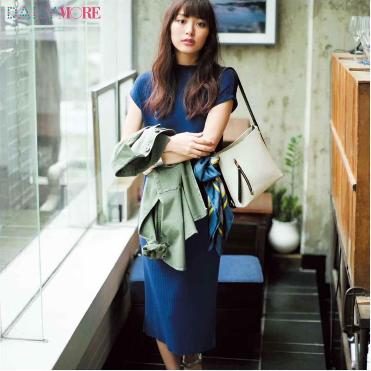 """篠田麻里子と内田理央が教える""""モテる色""""とは!? 今週のランキングトップ3☆_3"""