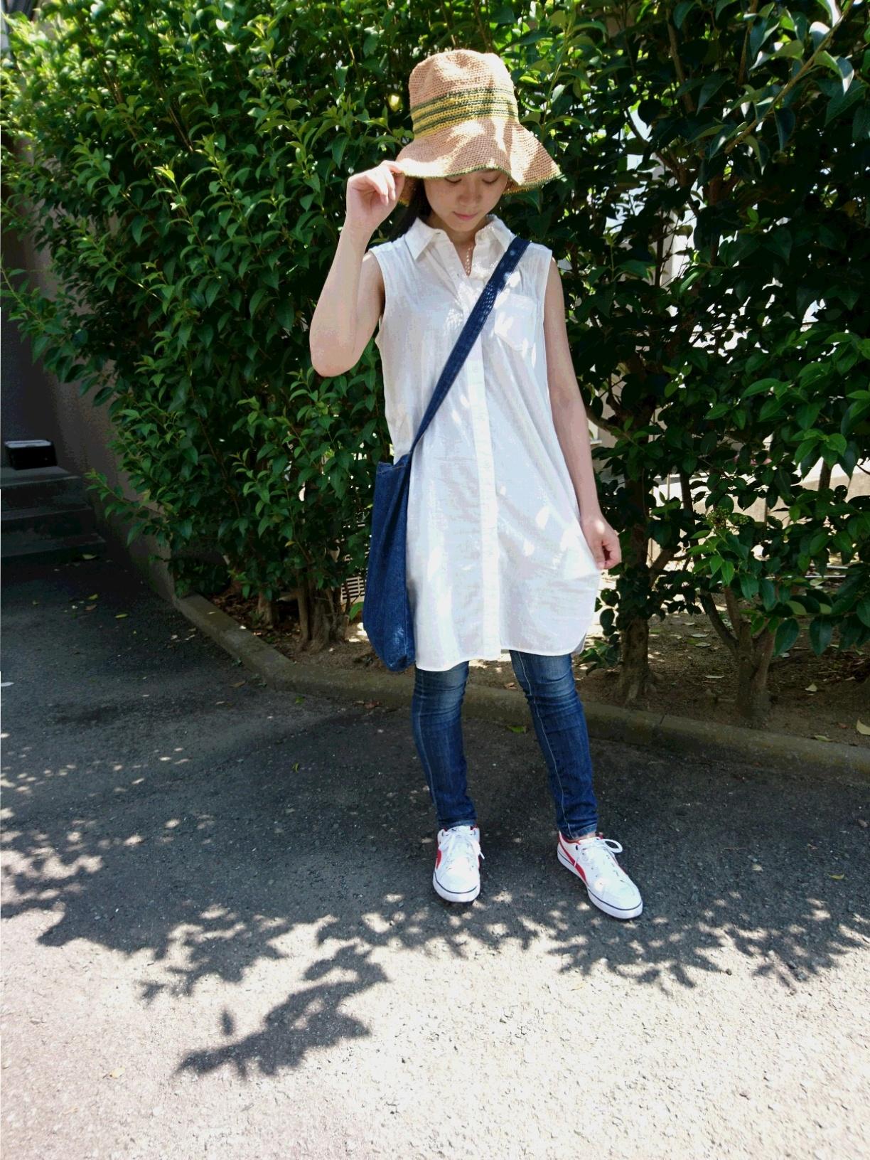 旅行は 夏のセール戦利品が大活躍!! 着回しコーデ☆_5