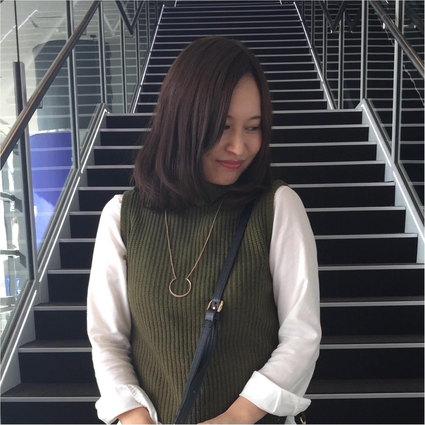 カラー×カラーコーデとお気に入りACC♡_2