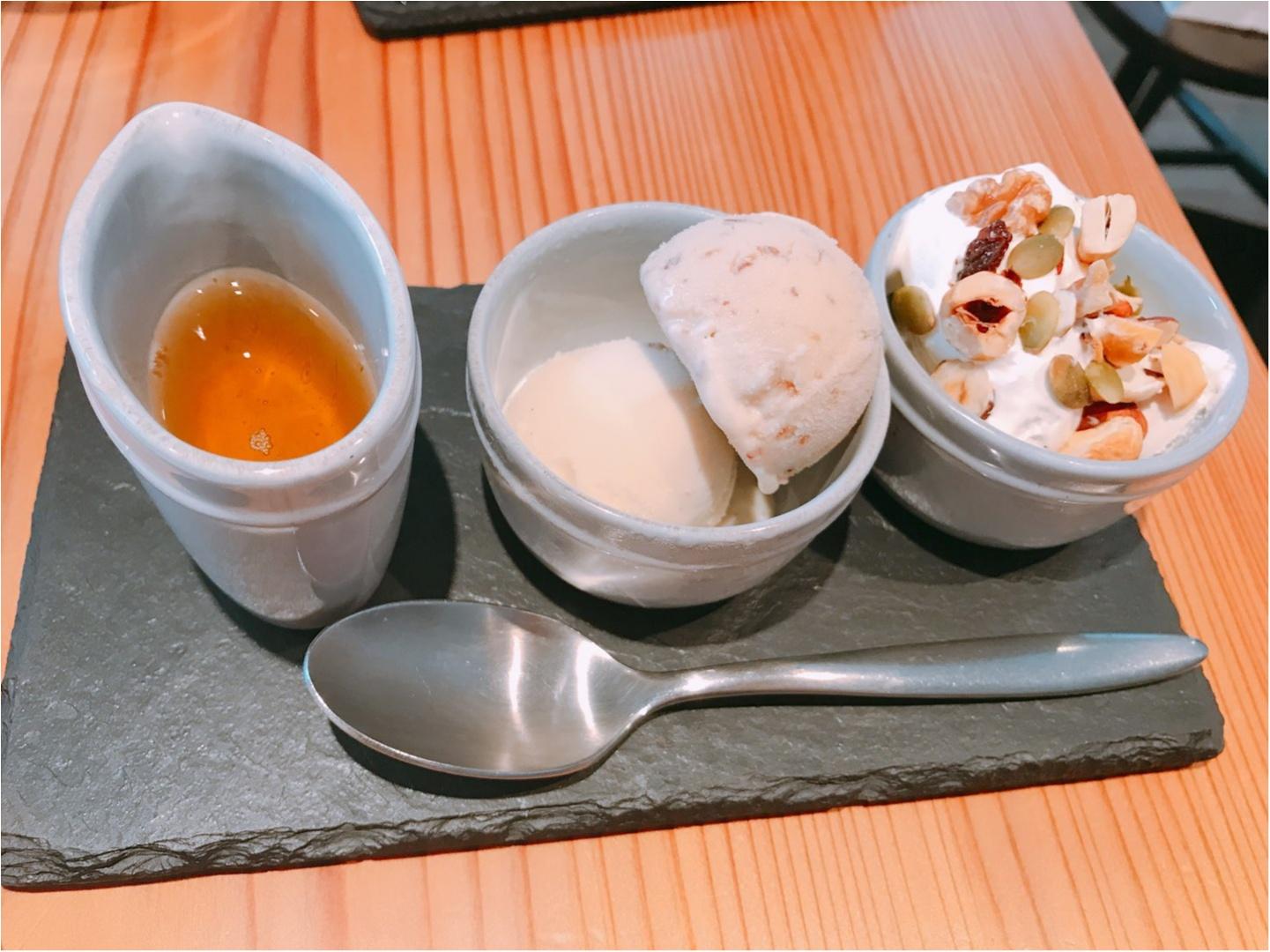 【オーガニックカフェ】罪悪感なく食べられる低カロリーなパンケーキ♡_7