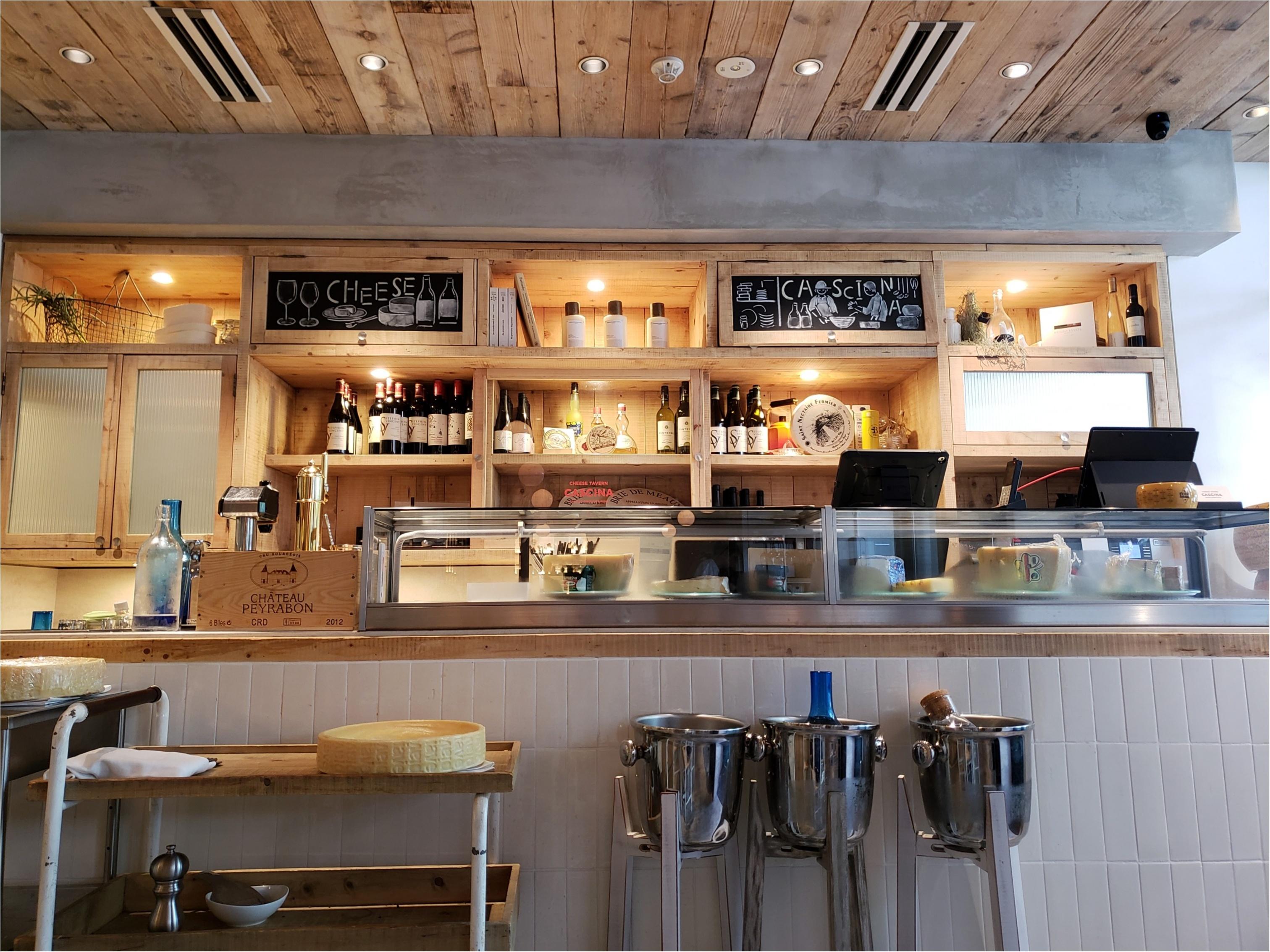 【恵比寿】Cheese Tavern・CASCINAでおしゃれランチ♡_2