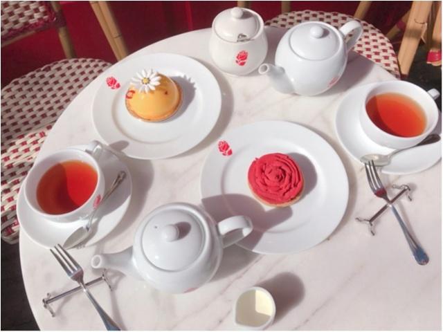 【#東京カフェ巡り】『パッション ドゥ ローズ/白金高輪』でインスタ映え抜群なケーキを発見♡_2