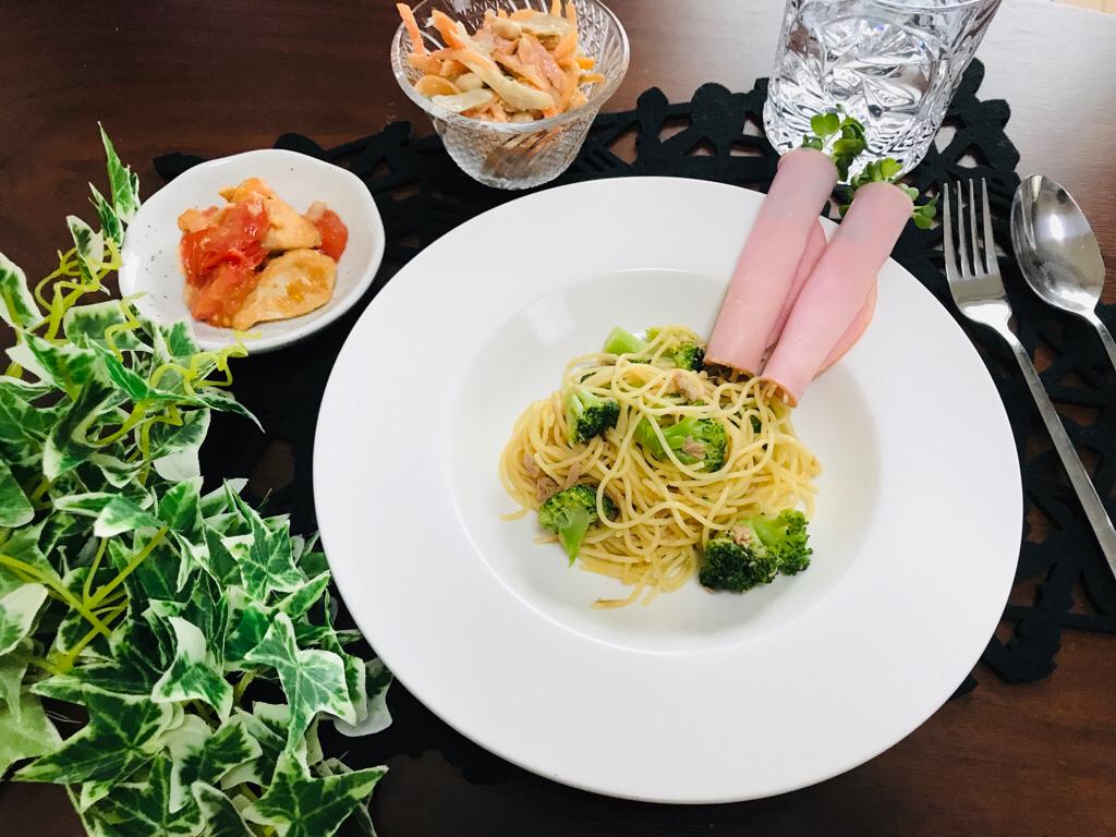 【今月のお家ごはん】アラサー女子の食卓!作り置きおかずでラクチン晩ご飯♡-Vol.1-_7