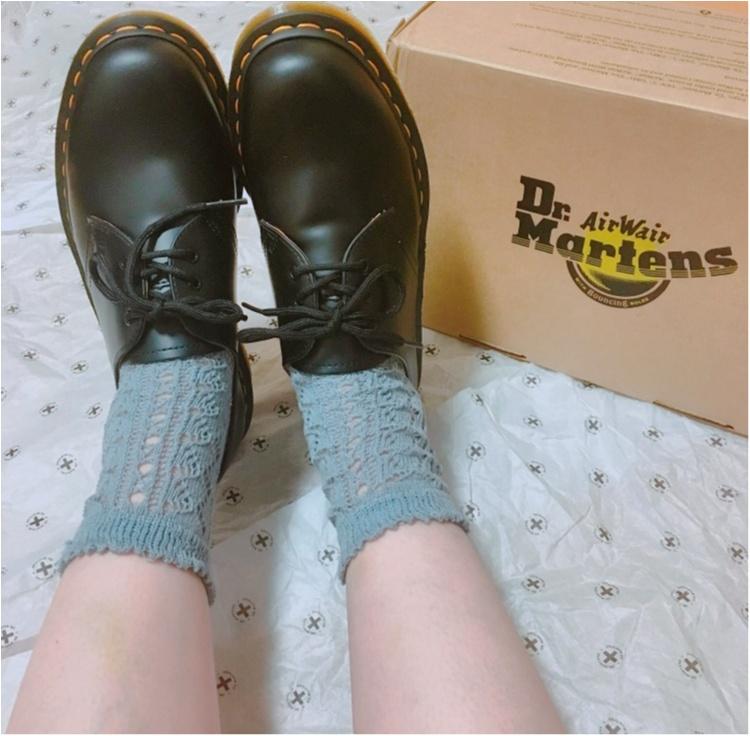 最後の記事はもちろん大好きな靴がテーマ♡《世界の靴好きが