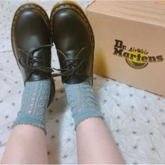 最後の記事はもちろん大好きな靴がテーマ♡《世界の靴好きがこよなく愛する老舗の1足》ドクターマーチンの純正3ホールをお買い上げ♡人気サンダルもご紹介します♡