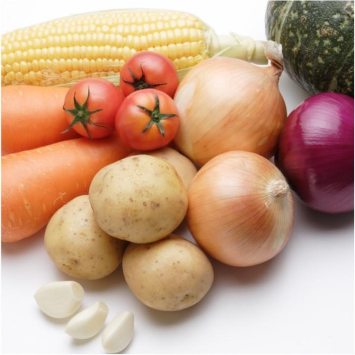 野菜情報!1日に野菜、どれくらい食べていますか?【#モアチャレ 農業女子】_1