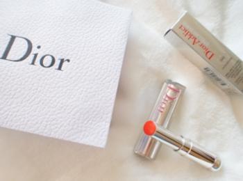 《1日中潤うリップ❤️》【Dior】ディオール アディクト ステラー シャイン☻