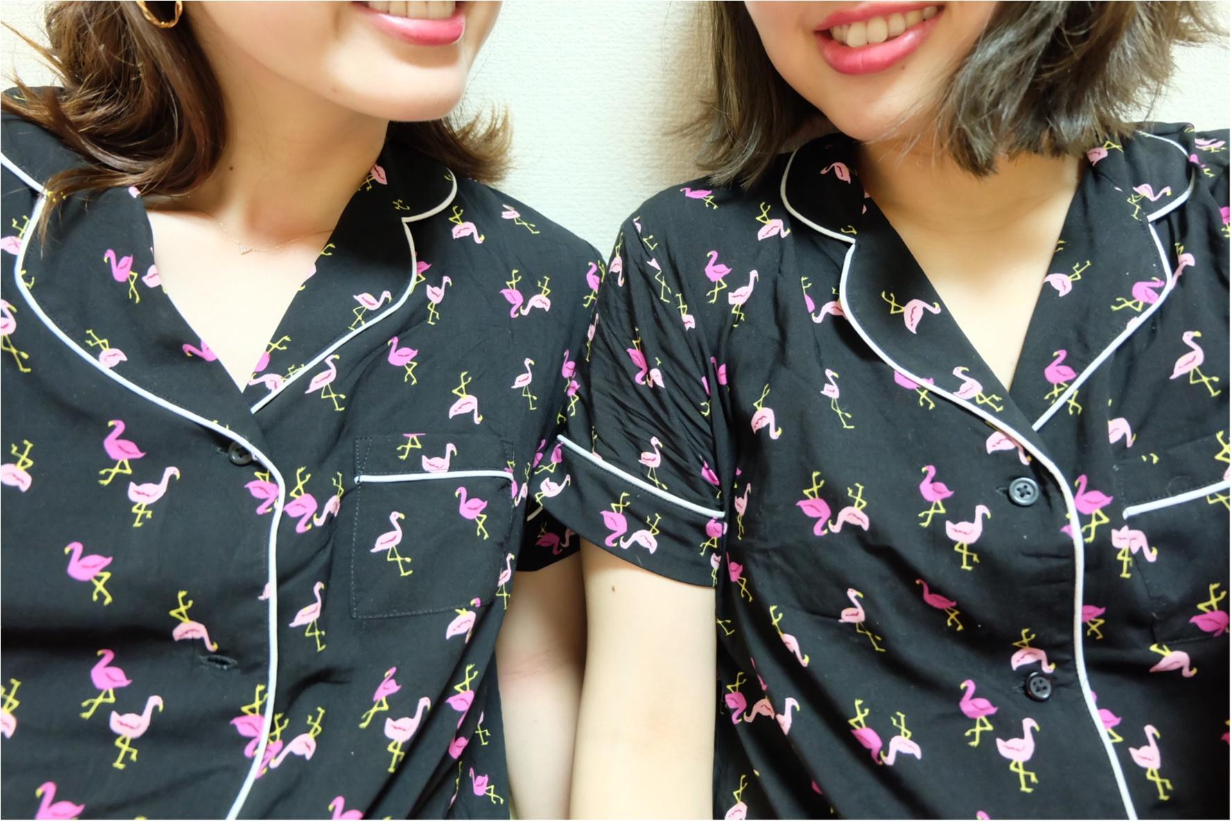 インスタ映えする《GUパジャマ》で可愛い女子会しちゃおう♡_2