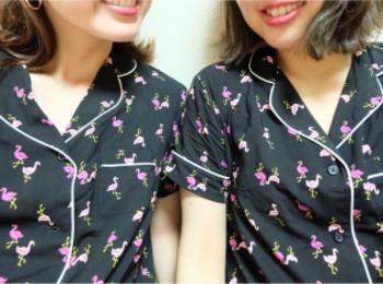 インスタ映えする《GUパジャマ》で可愛い女子会しちゃおう♡