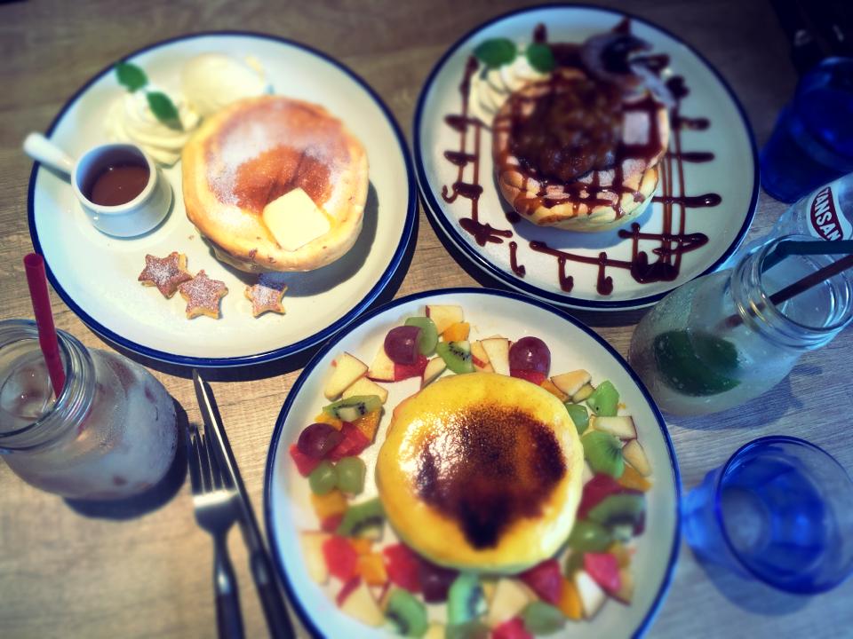 【武蔵小杉】とろぉ〜ふわぁ〜。雑誌で見かけて食べたかったクリームブリュレパンケーキ!_8